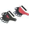 Ocun Crack Handschoenen rood/zwart